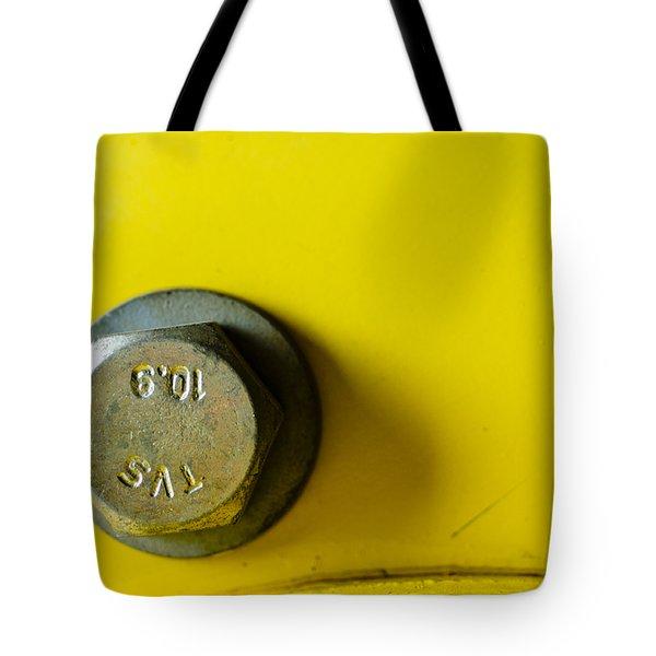 Tvs 10 9 Tote Bag by Christi Kraft