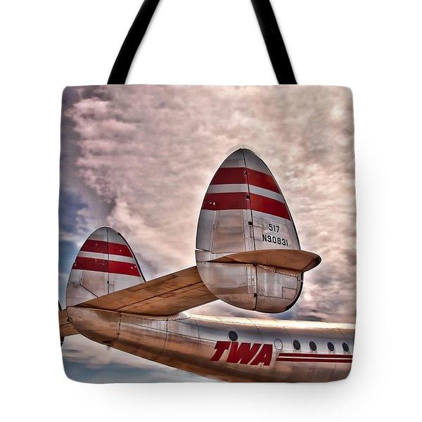 TWA Tote Bag