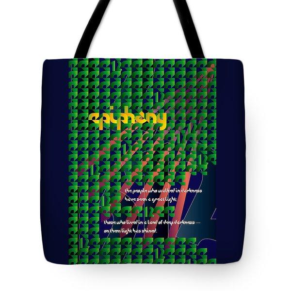 Twelve Days Tote Bag