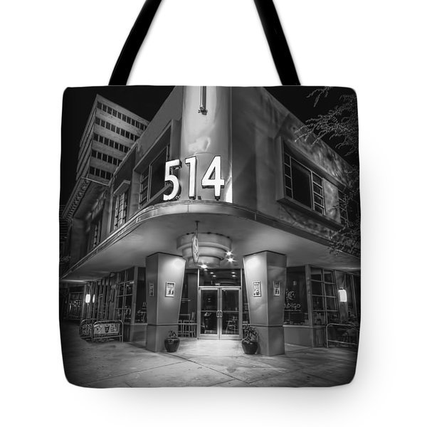 Twiggs 514 Indigo Tote Bag by Marvin Spates