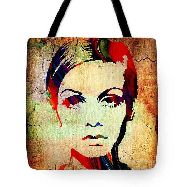 Twiggy Collection Tote Bag