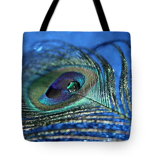Twilight Escape Tote Bag by Krissy Katsimbras