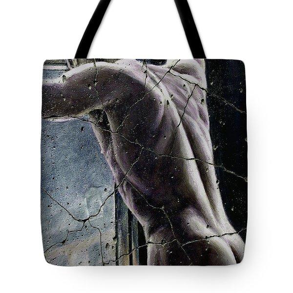 Twilight - Study No. 1 Tote Bag by Steve Bogdanoff