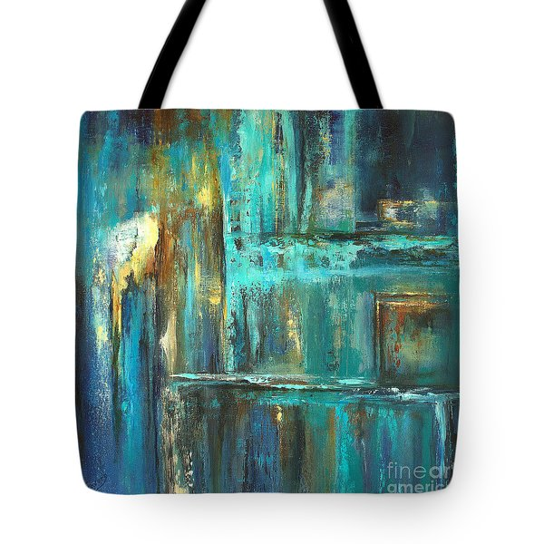 Twilight Tote Bag by Valerie Travers