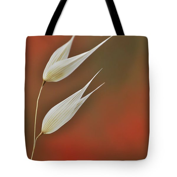 Tote Bag featuring the photograph Twin by Simona Ghidini