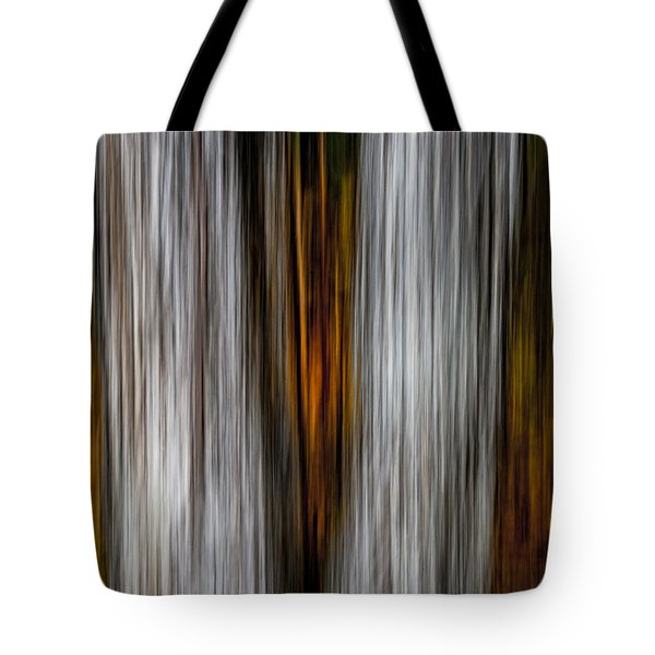 Twin Trunks Tote Bag