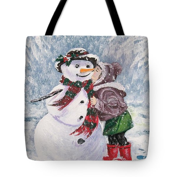 Twinkle In His Eye Tote Bag