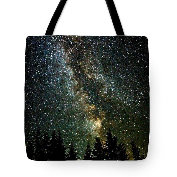 Twinkle Twinkle A Million Stars  Tote Bag