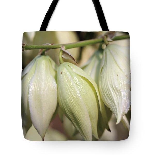 Twist-leaf Yucca Tote Bag