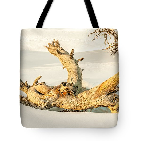 Twisted Dead Tree Tote Bag