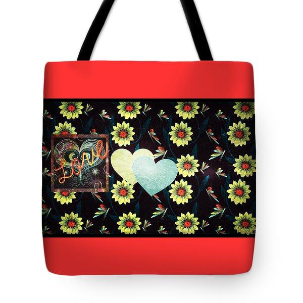 Twitterpated Tote Bag