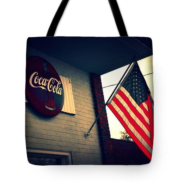 Two American Favorites Tote Bag