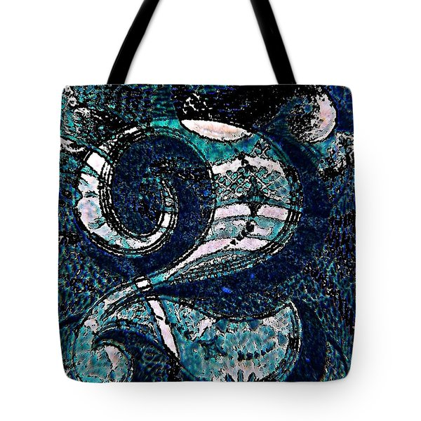 Two As In Dollars Tote Bag by Chris Berry