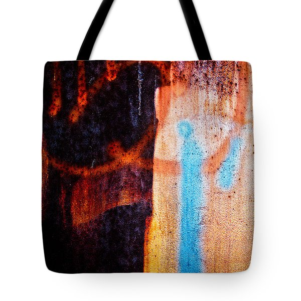 Two As One Tote Bag by Bob Orsillo