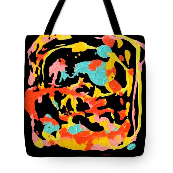 Two Carnival Tote Bag