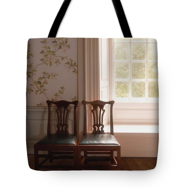 Two Tote Bag by Margie Hurwich