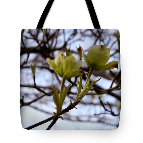 Two Of  A Kind Tote Bag by Andrea Anderegg