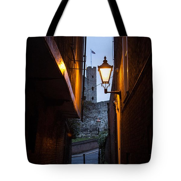 Two Post Ally Tote Bag by Dawn OConnor