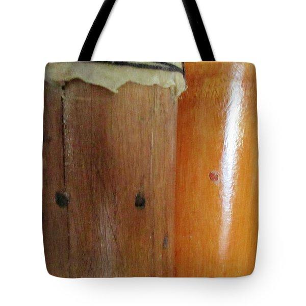 Two Rainsticks Tote Bag
