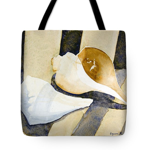 Two Shells Tote Bag