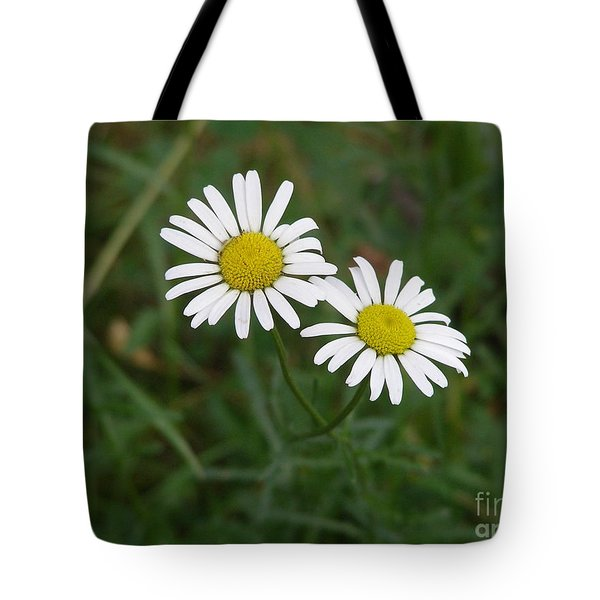 Two To The Sun Tote Bag