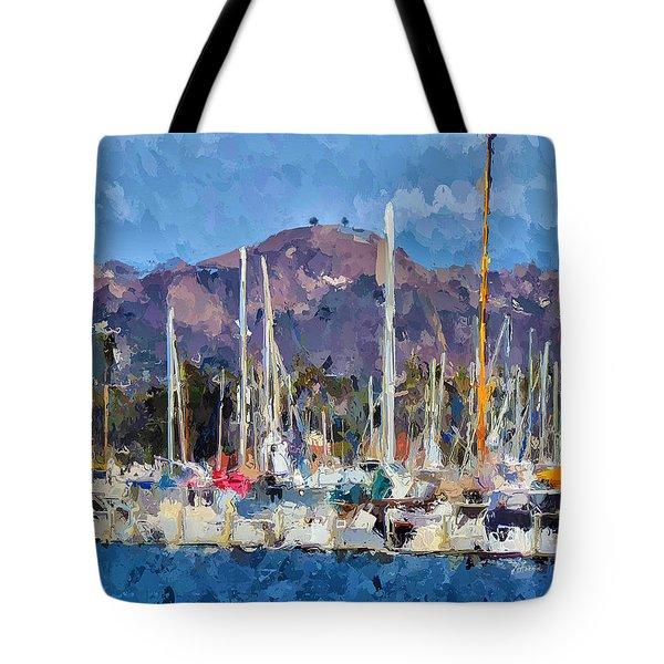 Two Trees Ventura  Tote Bag