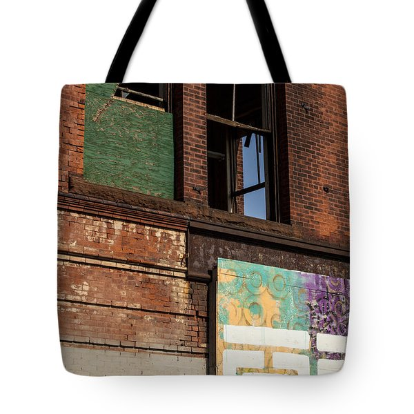 Two Types Of Art Tote Bag by Karol Livote