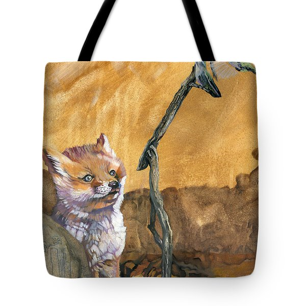 Tyrah's Tale Tote Bag