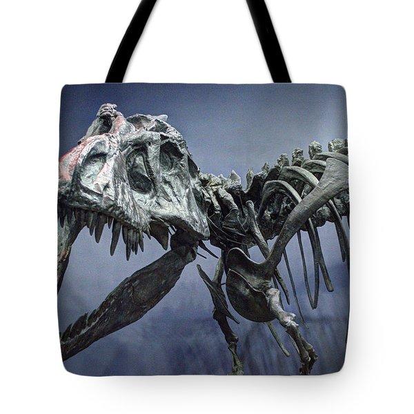 Tyrannosaurus Jane Tote Bag