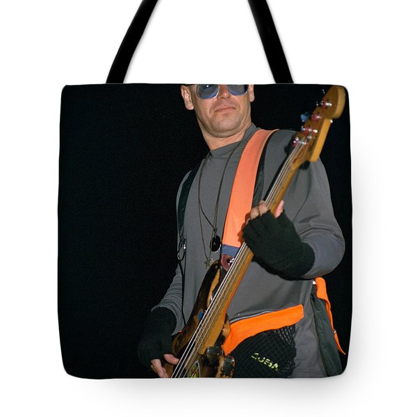 U2-adam-gp24 Tote Bag by Timothy Bischoff