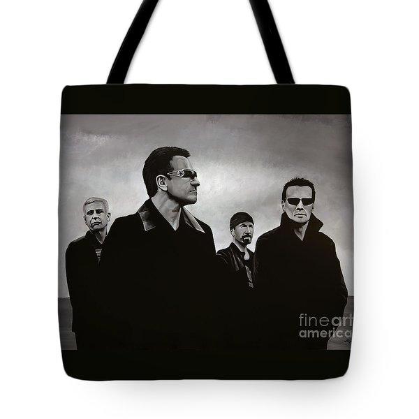 U2 Tote Bag