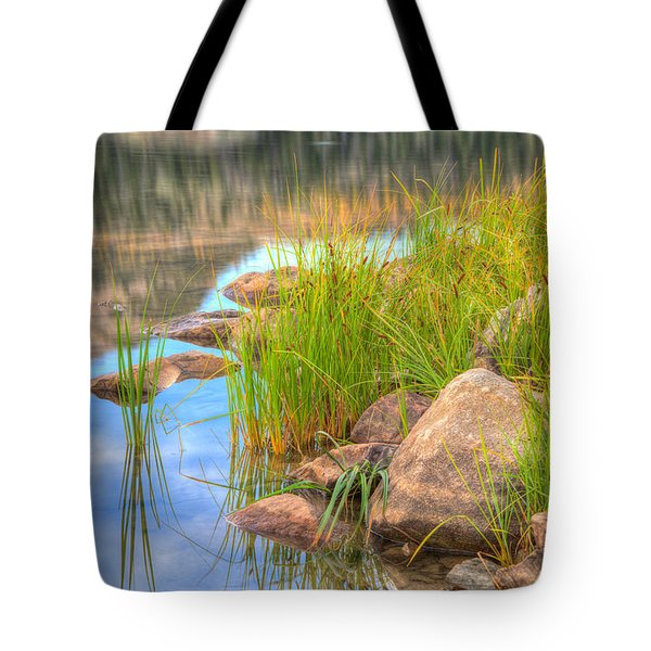 Uinta Reflections Tote Bag