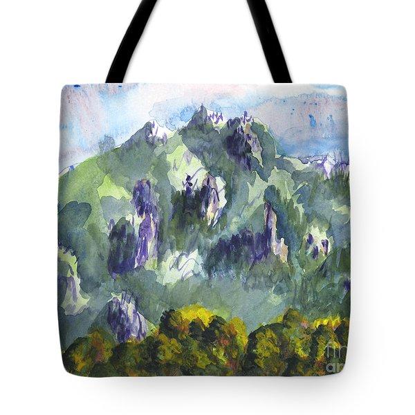 Uintah Highlands 1 Tote Bag