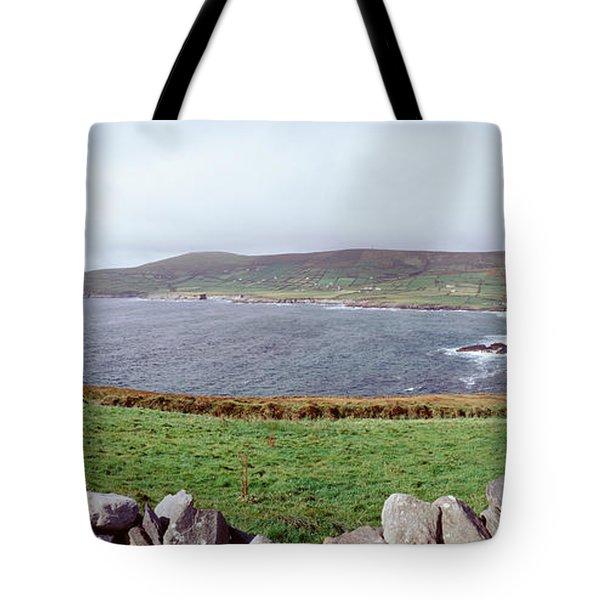 Uk, Ireland, Kerry County, Rocks Tote Bag