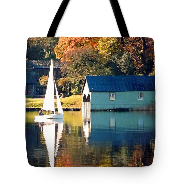 Ullswater Tote Bag by Linsey Williams