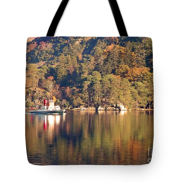 Ullswater Steamer Tote Bag by Linsey Williams