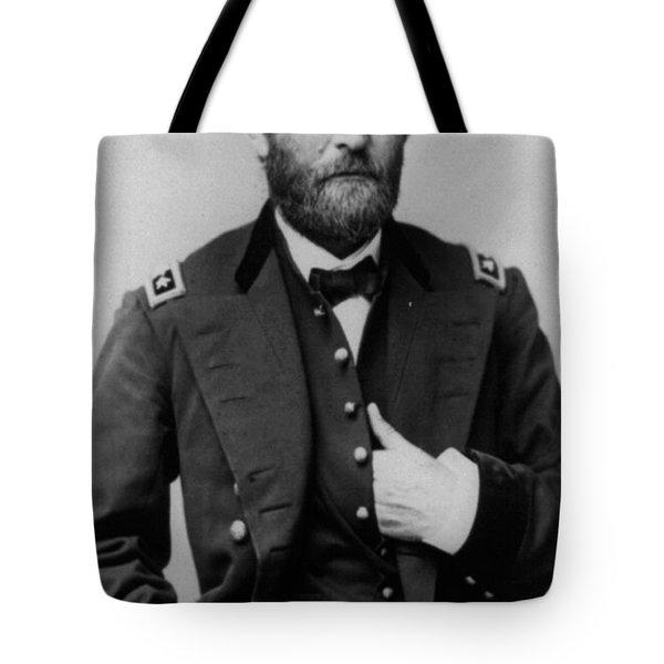 Ulysses S Grant Tote Bag
