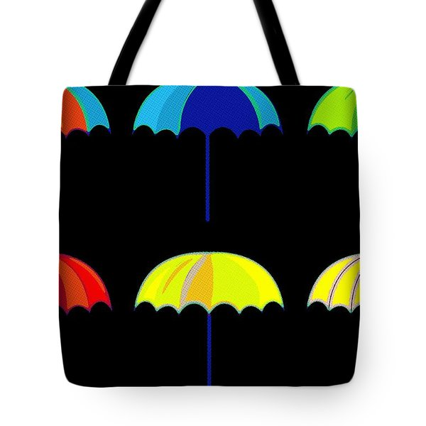 Umbrella Ella Ella Ella Tote Bag