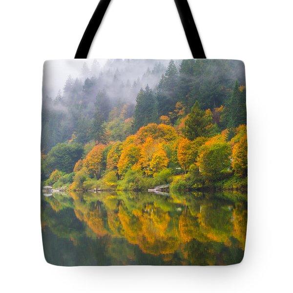 Umpqua Serenity Tote Bag