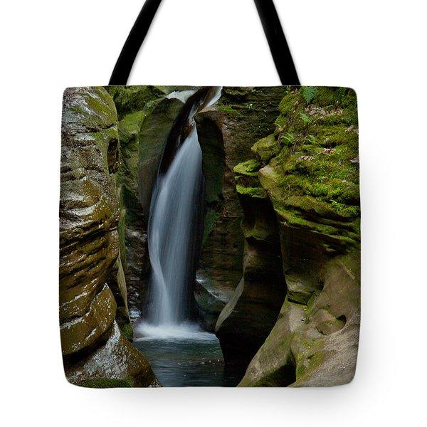 Un-named Falls Tote Bag