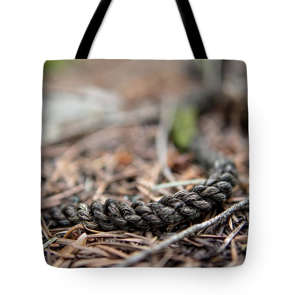 Tote Bag featuring the photograph Unbound by Aaron Aldrich