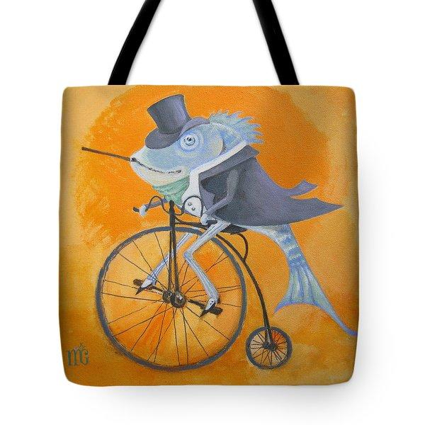 Uncle Bernard Tote Bag