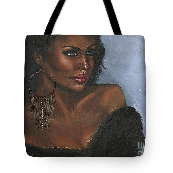 Undeniable Tote Bag
