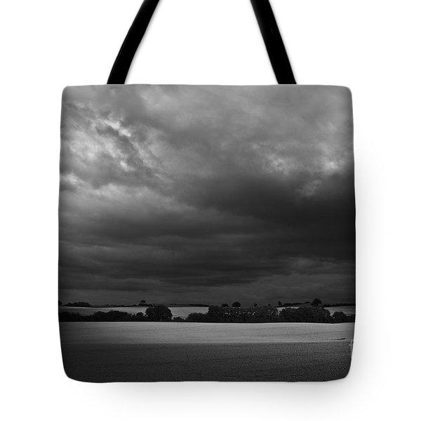 Under Dark Sky Tote Bag by Heiko Koehrer-Wagner
