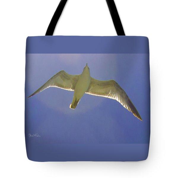 Under His Wings IIi Tote Bag