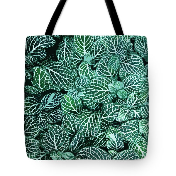 Ha Tote Bag by Julio Lopez