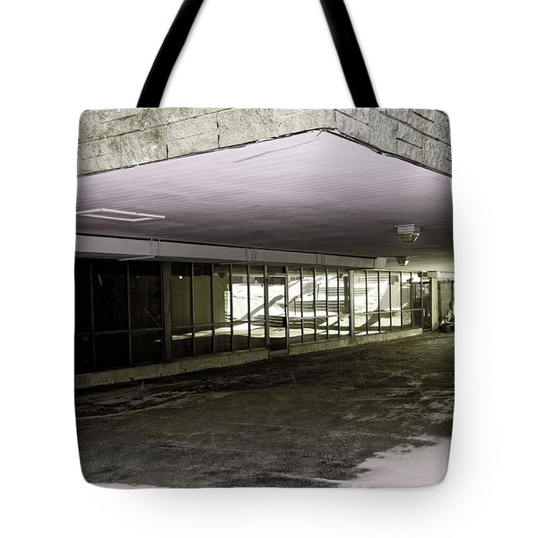 Under The Library Tote Bag