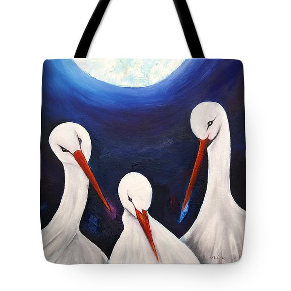 Under The Moonlight - Forever Tote Bag