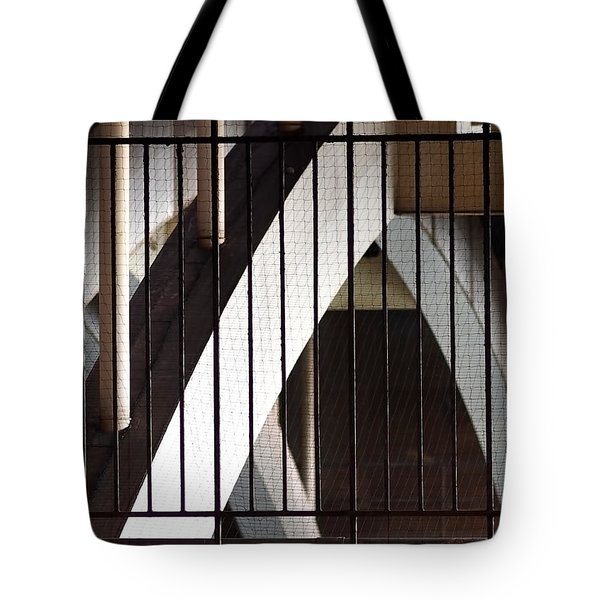 Under The Overground Tote Bag