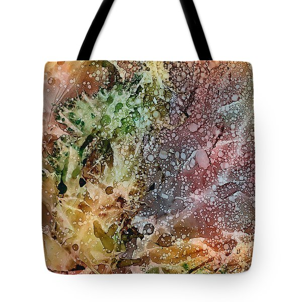 Under The Sea Tote Bag by Alene Sirott-Cope